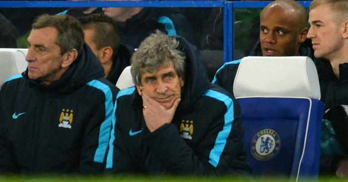 Manuel Pellegrini: Time to say goodbye