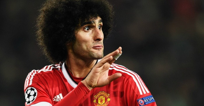 Marouane Fellaini: Hopes to win Mourinho's trust