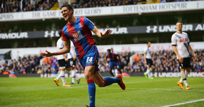 Martin Kelly: Earned Crystal Palace 1-0 FA Cup win at Tottenham