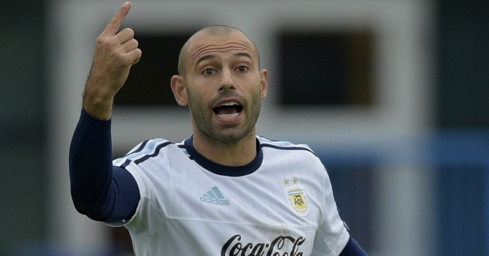 Javier Mascherano: Hit out at FSG