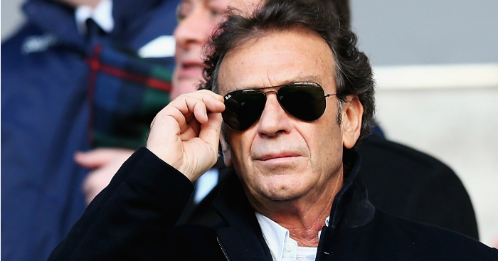 Massimo Cellino: Controversial Leeds owner