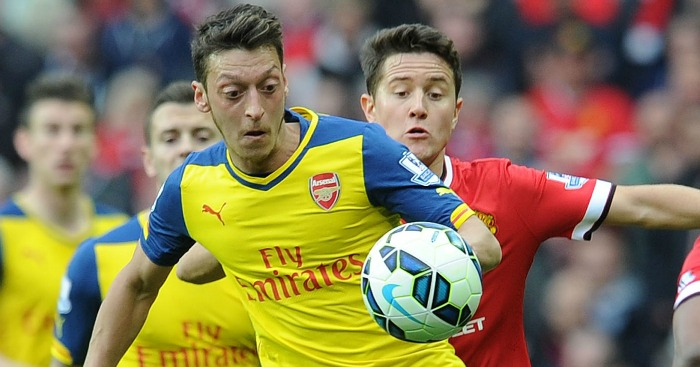 Mesut Ozil: Will need to be on his game, says Herrera