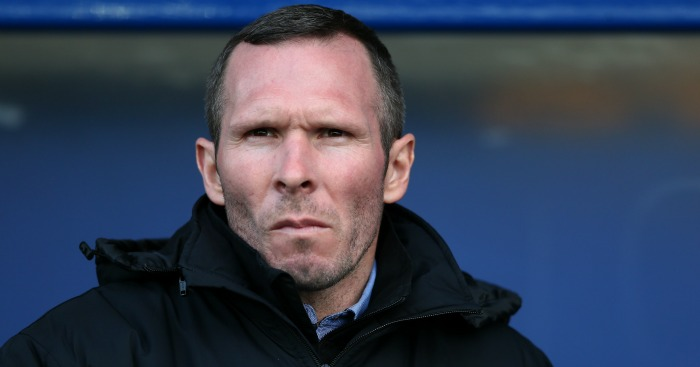 Michael Appleton: In talks over a new deal with Oxford