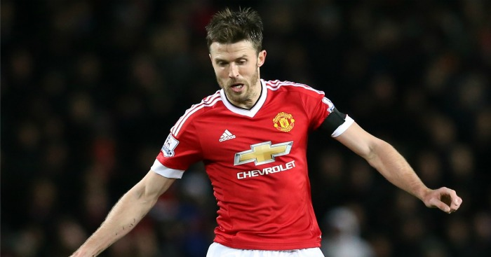 Michael Carrick: Refusing to give up the fight for fourth