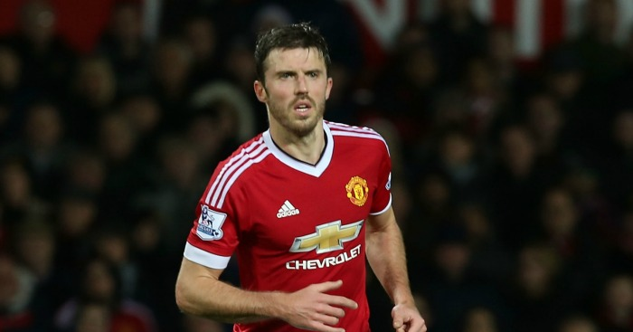 Michael Carrick: Delighted for United youngster