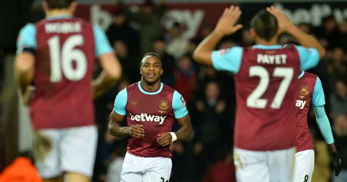 Michail Antonio: Winger impressed by West Ham's character