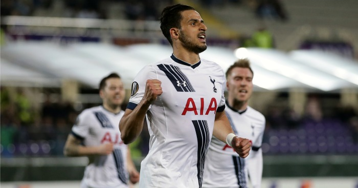 Nacer Chadli: Set for West Brom switch