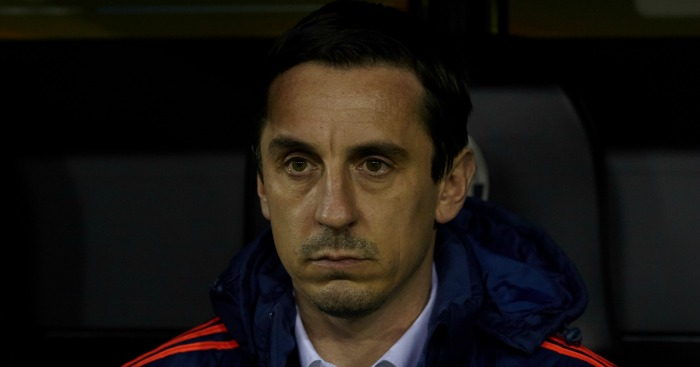 Gary Neville: Copuld get a two-year deal