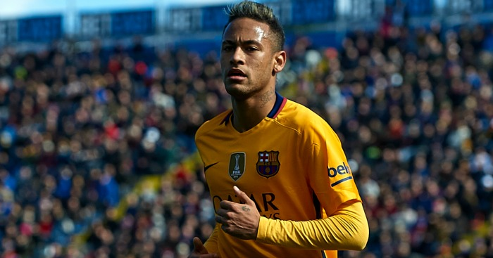 Neymar Barcelona TEAMtalk