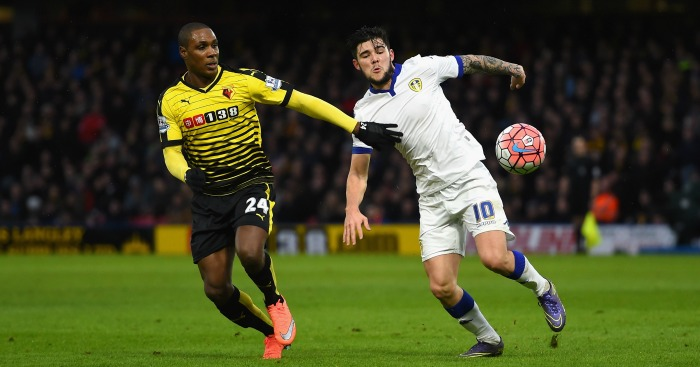 Odion Ighalo: Striker's form has caught the eye of Arsene Wenger