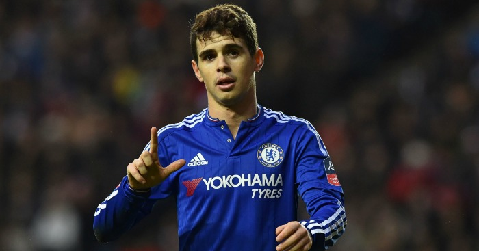 Oscar: Midfielder rejected move to China
