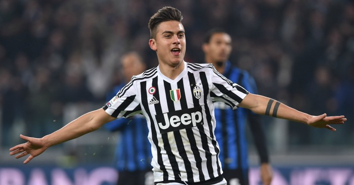 Paulo Dybala: Juventus striker reportedly rejected Manchester United