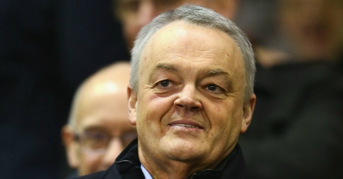 Phil Gartside: Chairman of Bolton since 1999