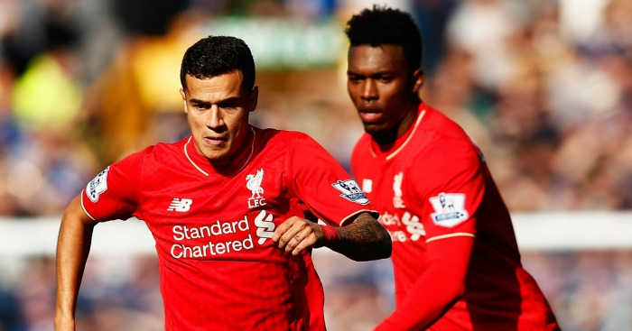 Philippe Coutinho & Daniel Sturridge: In the squad