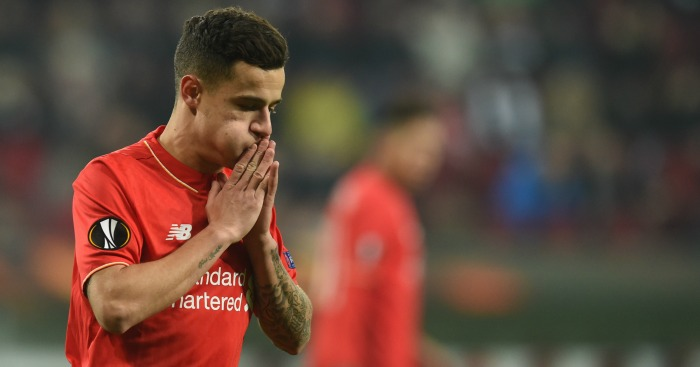 Philippe Coutinho: Linked with Liverpool exit