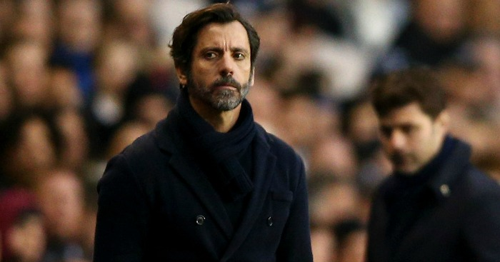Quique Sanchez Flores: Ready for FA Cup