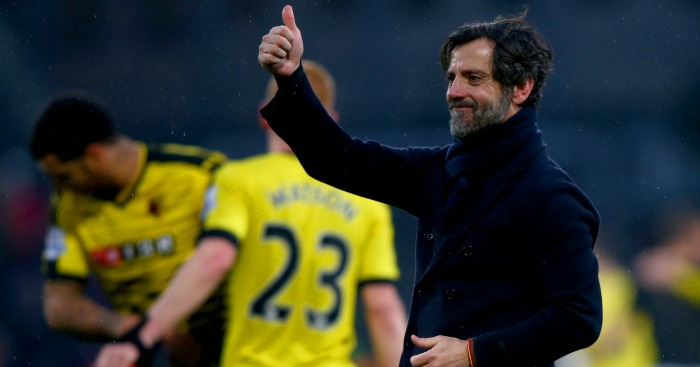 Quique Flores: Leaves Watford in a happy place