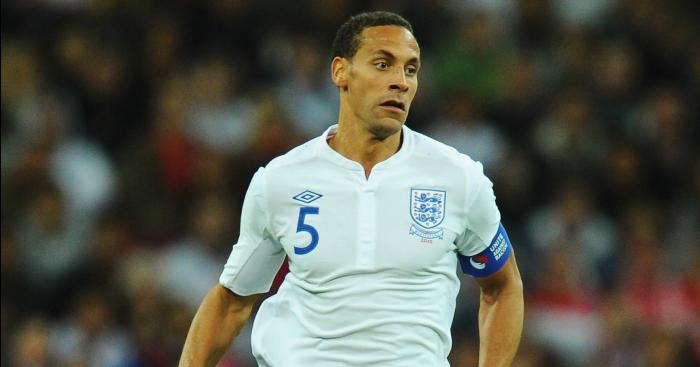Rio Ferdinand: Defender won 81 international caps