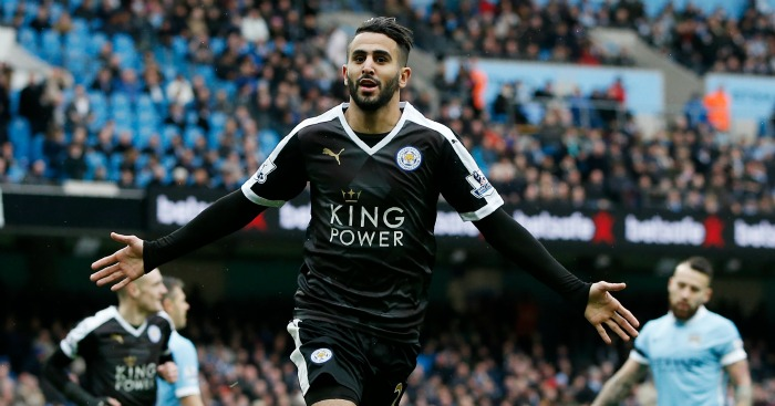 Riyad Mahrez: Winger in demand after starring this term