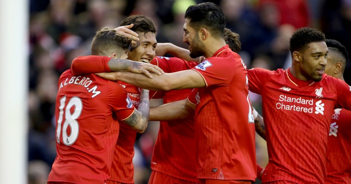 Liverpool: Face Man City in Sunday's League Cup final