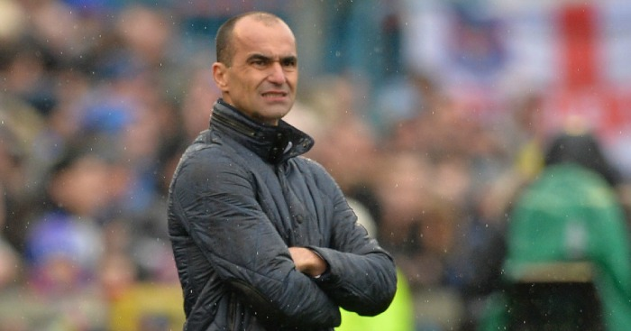 Roberto Martinez: Warned Everton players over commitment