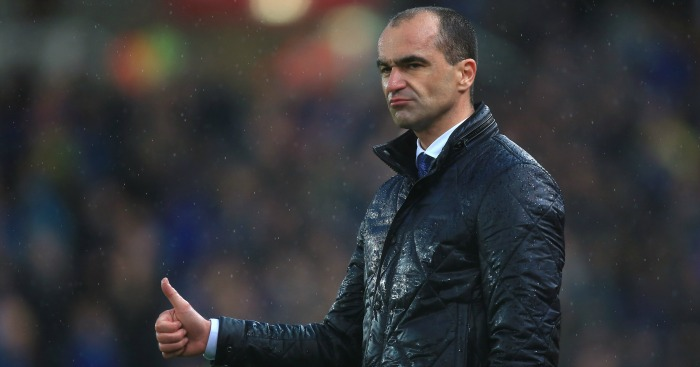 Roberto Martinez: Sacked