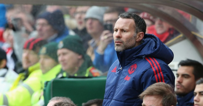 Ryan Giggs Coach in frame to replace Louis van Gaal at United