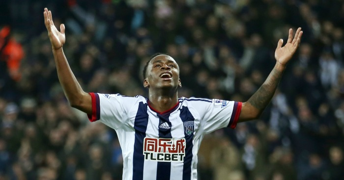 Saido Berahino: Backed to make Roy Hodgsons squad