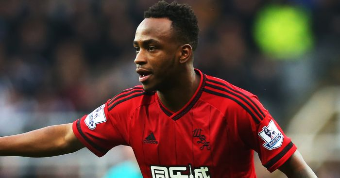 Saido Berahino: Wanted by Stoke this summer