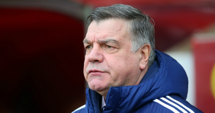 Sam Allardyce: Focused on survival fight