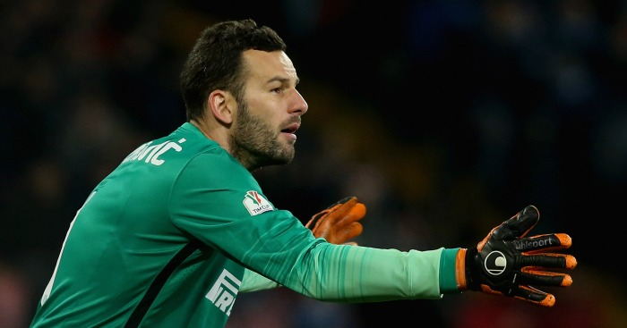 Samir Handanovic: Goalkeeper is a key figure at Inter