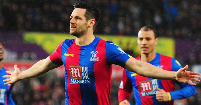 Scott Dann Crystal Palace
