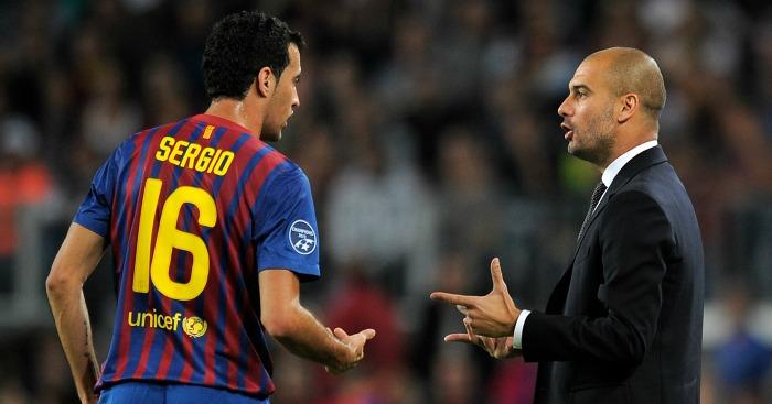 Sergio Busquets: Midfielder handed Barcelona debut by Guardiola