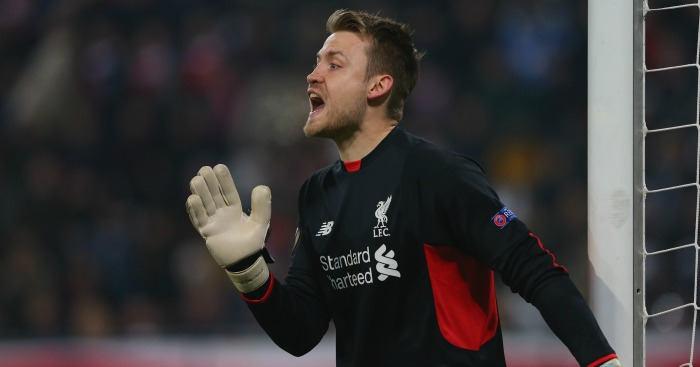 Simon Mignolet: Says Liverpool lacked aggression in first half