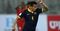 Tim Cahill: Not heading Down Under