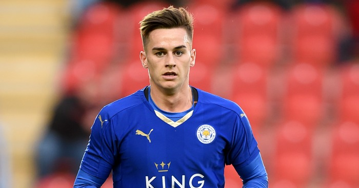Tom Lawrence: Has joined Cardiff City on loan from Leicester City
