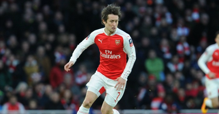 Tomas Rosicky: Moves back to Sparta Prague