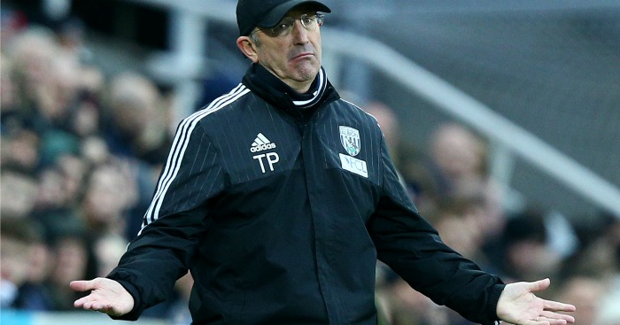 Tony Pulis: Future under the spotlight