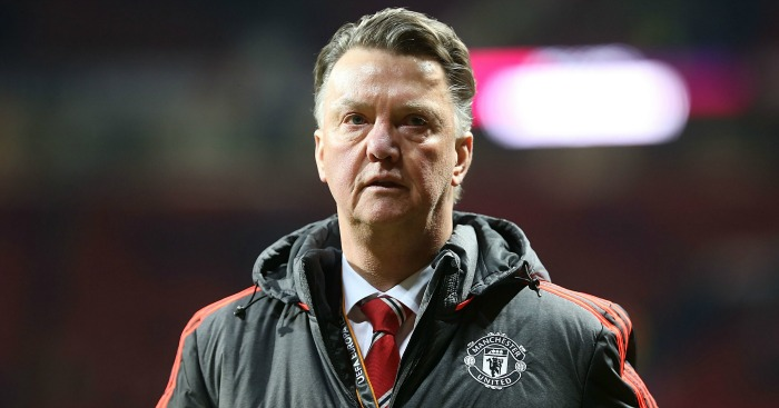 "Van Gaal: Hailed a ""great performance"" from his side"