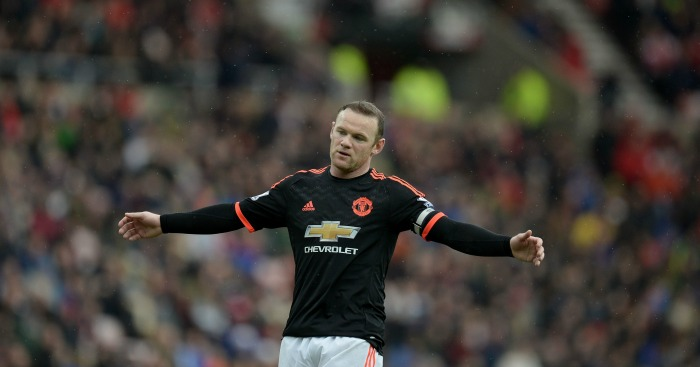 Wayne Rooney: Striker wanted by clubs in China
