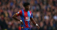 Wilfried Zaha: Should be an England contender, says Alan Pardew