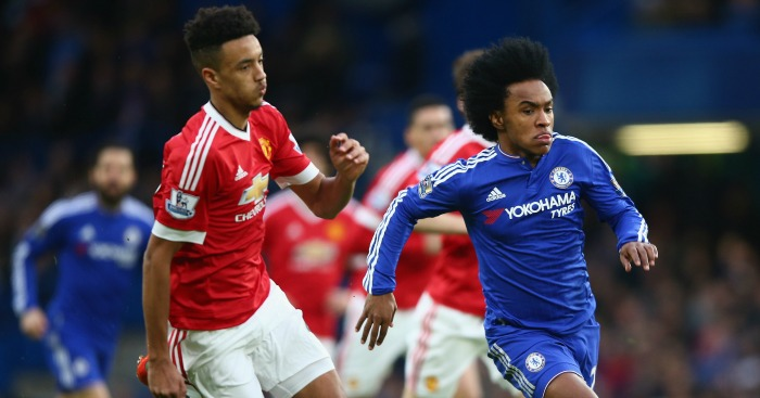 Willian: Tracked by Cameron Borthwick-Jackson