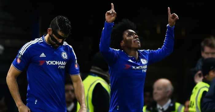 Willian: 'Offered new deal'