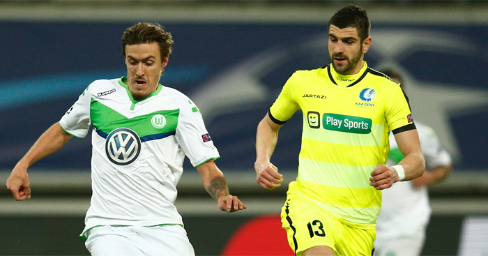 Wolfsburg: Firm favourites to progress into quarters