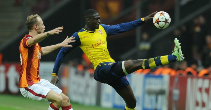 Yaya Sanogo: On the move to Charlton