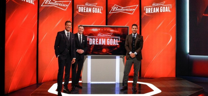 Budweiser Dream Goal competition is back