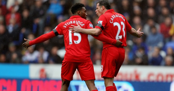 Daniel Sturridge: Jamie Carragher doesn't know what his latest injury is