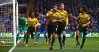 Deeney: Bagged brace to guide Watford to victory