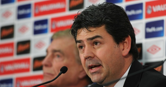 Adrian Bevington: Makes Aston Villa departure