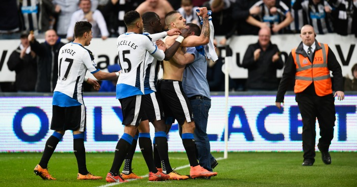 Aleksandar Mitrovic: Earned Newcastle United draw against Sunderland
